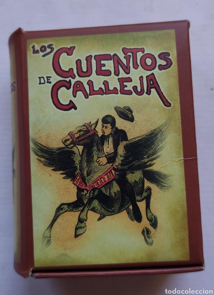 CUENTOS DE CALLEJA CUENTOS FANTÁSTICOS (Libros Antiguos, Raros y Curiosos - Literatura Infantil y Juvenil - Cuentos)