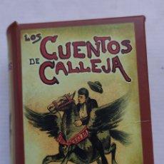 Libros antiguos: CUENTOS DE CALLEJA CUENTOS FANTÁSTICOS. Lote 251539365