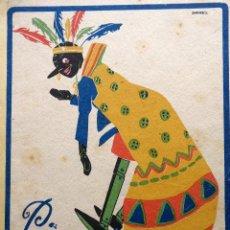 Libri antichi: RV-213. PINOCHO EMPERADOR. CUENTOS DE CALLEJA EN COLORES. AÑO 1919. DIBUJOS DE BARTOLOZZI.. Lote 252235675