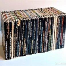 Libros antiguos: 1986 - SUPER COLECCION DE 33 CUENTOS DISNEY CLASSICOS - 17 X 24.CM. Lote 253027585