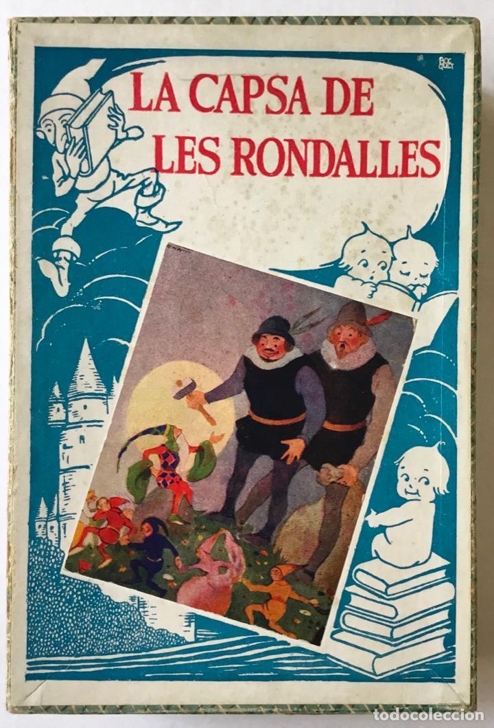 LA CAPSA DE LES RONDALLES. CONTES D'AHIR I D'AVUI. - SERRA BOLDÚ, VALERI. (Libros Antiguos, Raros y Curiosos - Literatura Infantil y Juvenil - Cuentos)