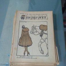 Libros antiguos: LOTE DE 44 EJEMPLARES AÑOS 1917 Y 1919 DESPEGADOS DE UN TOMO. Lote 253993040