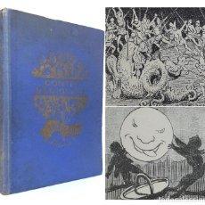 Libri antichi: 1933 - CUENTOS PARA NIÑOS - LITERATURA INFANTIL ILUSTRADA CON 56 GRABADOS. Lote 254088015