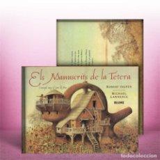 Libros antiguos: ELS MANUSCRITS DE LA TETERA. Lote 254432645