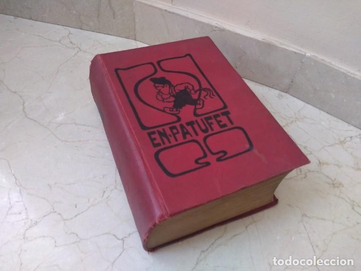 IMPRESIONANTE TOMO DE PATUFET AÑO 1925. COMPLETO. 1662 PÁGINAS (Libros Antiguos, Raros y Curiosos - Literatura Infantil y Juvenil - Cuentos)