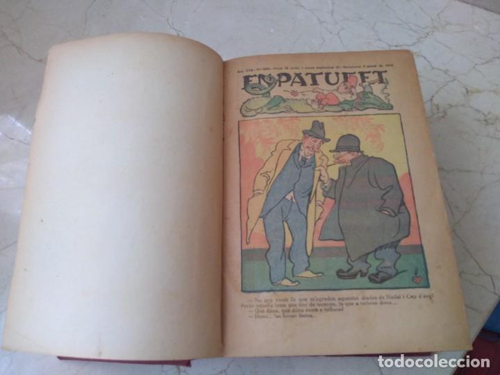 Libros antiguos: Impresionante tomo de Patufet año 1925. Completo. 1662 páginas - Foto 4 - 257500415