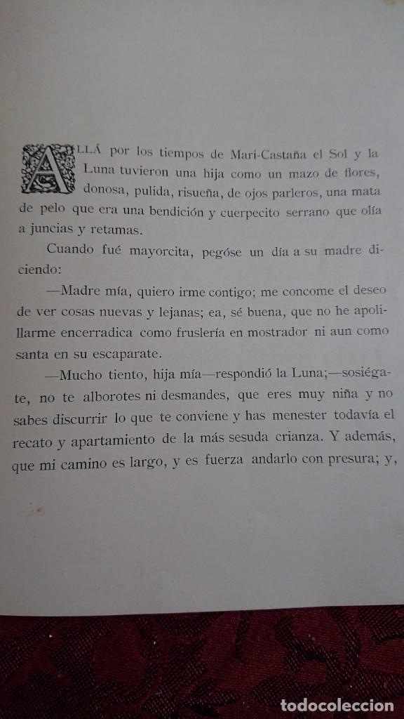 Libros antiguos: HERMOSO LIBRO CUENTOS DE LA ISLA DORADA - BIBLIOTECA DE LOS NIÑOS - ILUSTRADO POR JUAN JUNCEDA - - Foto 7 - 262206235
