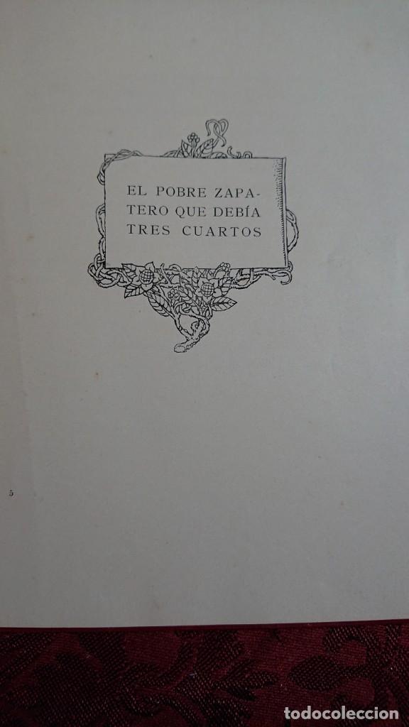 Libros antiguos: HERMOSO LIBRO CUENTOS DE LA ISLA DORADA - BIBLIOTECA DE LOS NIÑOS - ILUSTRADO POR JUAN JUNCEDA - - Foto 10 - 262206235