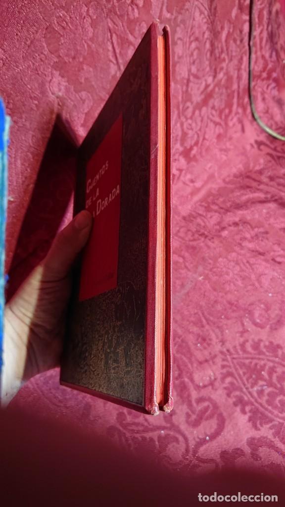 Libros antiguos: HERMOSO LIBRO CUENTOS DE LA ISLA DORADA - BIBLIOTECA DE LOS NIÑOS - ILUSTRADO POR JUAN JUNCEDA - - Foto 14 - 262206235
