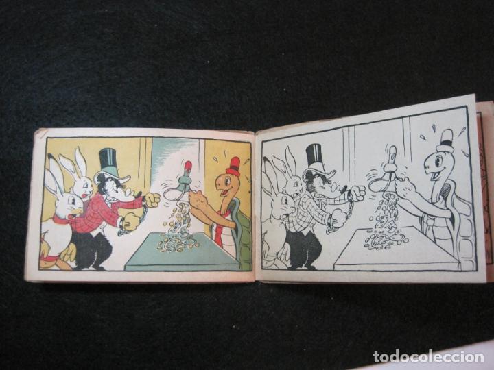 Libros antiguos: WALT DISNEY-CONEJETE Y TORTUGUITA-CUADERNOS DE DIBUJO Nº 13-EDITORIAL MOLINO-VER FOTOS-(80.801) - Foto 10 - 264077830