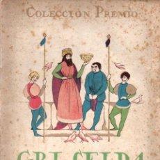 Libros antiguos: JUAN LAGUÍA LLITERAS : GRISELDA LA CAMPESINA AVISPADA (MUNTAÑOLA, S.F.) ILUSTRADO POR OBIOLS. Lote 264197812