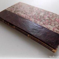 Libros antiguos: LIBRERIA GHOTICA. LUJOSA EDICIÓN EN PIEL DE CUENTOS PARA NIÑOS.POR EL P. LUIS COLOMA. 1890.. Lote 270192453