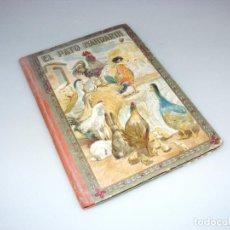 Libros antiguos: EL PATO MANDARÍN - UNA BODA (1918) - BIBLIOTECA NATURA - VER DESCRIPCIÓN Y FOTOS.. Lote 270211548