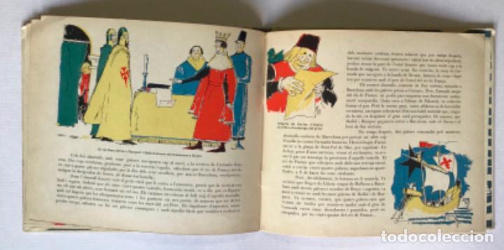 Libros antiguos: LES VICTÒRIES DE ROGER DE LLURIA. - [Josep Narro il·lustr.] - Foto 3 - 273104398