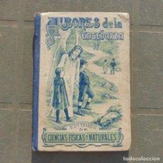 Libros antiguos: ANTIGUO LIBRITO ALBORES DE LA ENSEÑANZA , SATURNINO CALLEJA 1900 , CIENCIAS FISICAS Y NATURALES. Lote 273518958