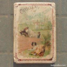 Libros antiguos: CATECISMO DE AGRICULTURA 1897 , SATURNINO CALLEJA. Lote 273525118