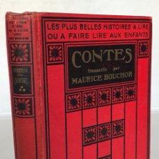 Libros antiguos: CONTES.. Lote 123141827
