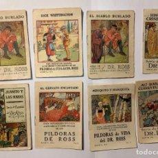 Libros antiguos: CUENTOS DR. ROSS. SERIE 2A, 3A Y 5 (1921). Lote 277241083