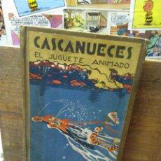 Libros antiguos: BIBLIOTECA ORO. SANTIAGO RODRÍGUEZ. BURGOS. CASCANUECES. EL JUGUETE ANIMADO.. Lote 278474873
