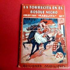 Libros antiguos: COLECCIÓN MARUJITA Nº 7 EDICIONES MOLINO 1ª EDICIÓN 1934. Lote 278595753