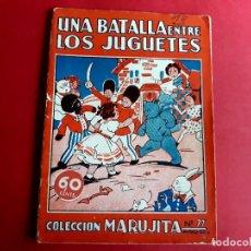 Libros antiguos: COLECCIÓN MARUJITA Nº 77 EDICIONES MOLINO. Lote 278597198