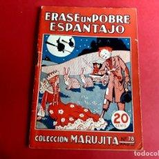 Libros antiguos: COLECCIÓN MARUJITA Nº 78 EDICIONES MOLINO 1ª EDICIÓN 1935. Lote 278597793