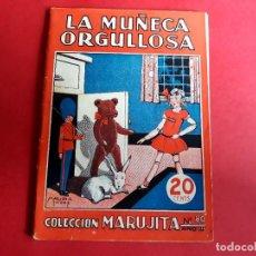 Libros antiguos: COLECCIÓN MARUJITA Nº 80 EDICIONES MOLINO 1ª EDICIÓN 1935. Lote 278598243