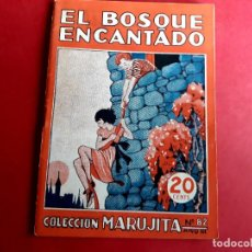 Libros antiguos: COLECCIÓN MARUJITA Nº 82 EDICIONES MOLINO 1ª EDICIÓN 1935. Lote 278599323