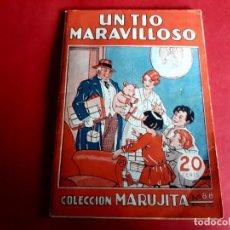 Libros antiguos: COLECCIÓN MARUJITA Nº 88 EDICIONES MOLINO 1ª EDICIÓN 1935. Lote 278601268