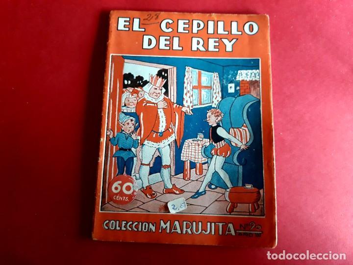 COLECCIÓN MARUJITA Nº 90 EDICIONES MOLINO (Libros Antiguos, Raros y Curiosos - Literatura Infantil y Juvenil - Cuentos)
