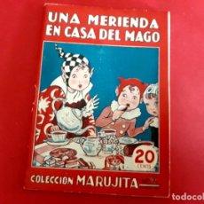 Libros antiguos: COLECCIÓN MARUJITA Nº 92 EDICIONES MOLINO 1ª EDICIÓN 1935. Lote 278602283