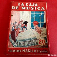 Libros antiguos: COLECCIÓN MARUJITA Nº 94 EDICIONES MOLINO 1ª EDICIÓN 1935. Lote 278603333