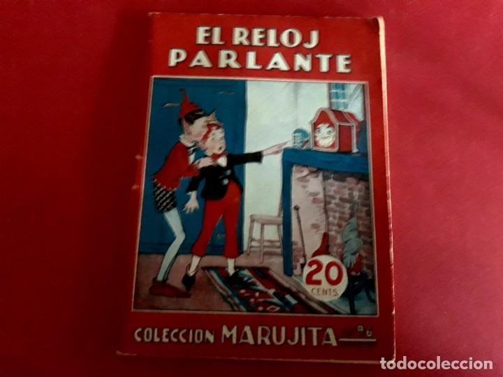 COLECCIÓN MARUJITA Nº 94 EDICIONES MOLINO 1ª EDICIÓN 1935 (Libros Antiguos, Raros y Curiosos - Literatura Infantil y Juvenil - Cuentos)