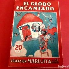 Libros antiguos: COLECCIÓN MARUJITA Nº 97 EDICIONES MOLINO 1ª EDICIÓN 1935. Lote 278604158