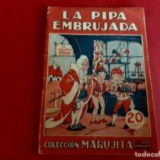 Libros antiguos: COLECCIÓN MARUJITA Nº 101 EDICIONES MOLINO 1ª EDICIÓN 1936. Lote 278613548