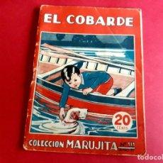 Libros antiguos: COLECCIÓN MARUJITA Nº 111 EDICIONES MOLINO 1ª EDICION 1936. Lote 278616278