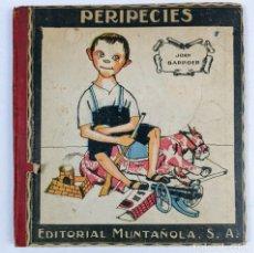 Libros antiguos: PERIPECIES - JOAN BARROER - RIBA , CARLES (TEXT) - NOGUES , XAVIER (IL·LUSTRACIONS) MUNTAÑOLA. Lote 286663643