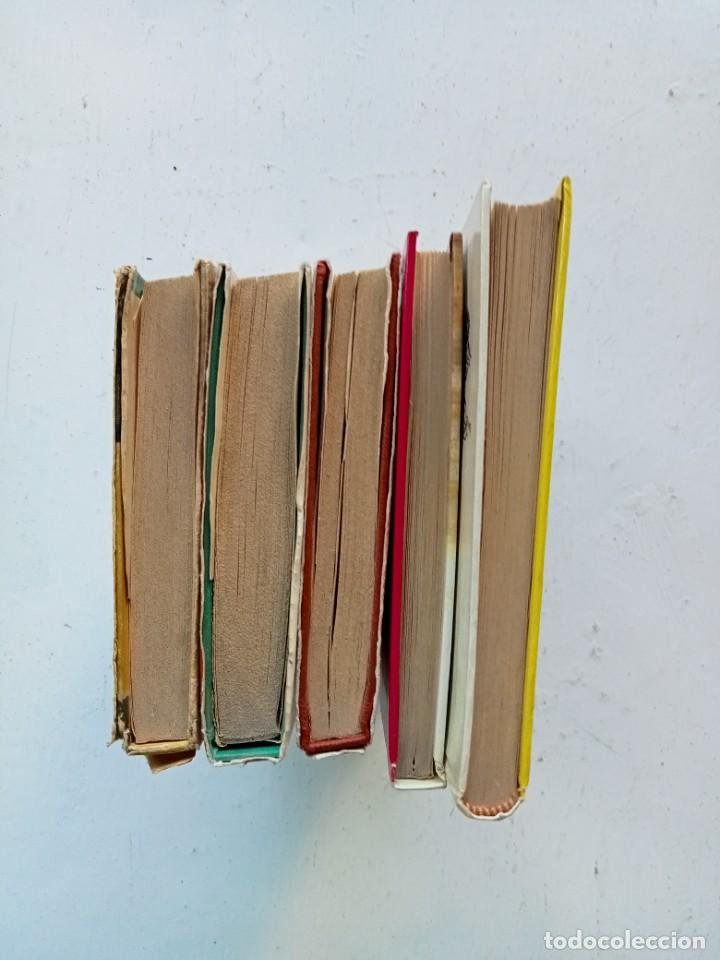 Libros antiguos: 5 cuentos y novelas infantiles. Bruguera, Juventud y Fher. Años 70. Cenicienta primera edición. - Foto 5 - 287378473