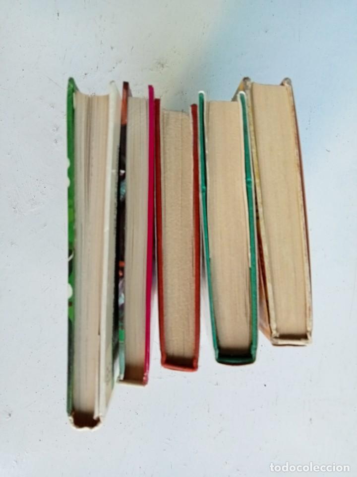 Libros antiguos: 5 cuentos y novelas infantiles. Bruguera, Juventud y Fher. Años 70. Cenicienta primera edición. - Foto 7 - 287378473