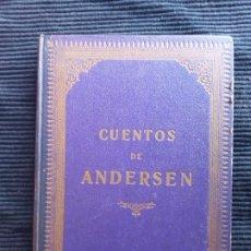 Libros antiguos: CUENTOS ESCOGIDOS. H.C. ANDERSEN. IMPRENTA HENRICH 1913.. Lote 287474368