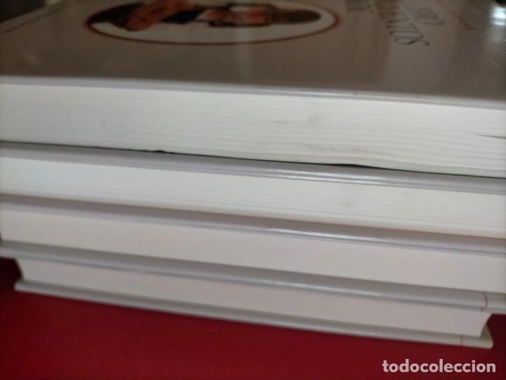 Libros antiguos: el libro de cuentos andrew lang completo 4 tomos cuentos verde-amarillo-azul-rojo - Foto 6 - 287483498