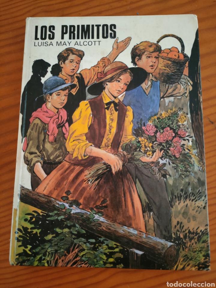 LIBRO LOS PRIMOS LUISA MAY ALCOTT (Libros Antiguos, Raros y Curiosos - Literatura Infantil y Juvenil - Cuentos)