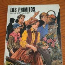 Livros antigos: LIBRO LOS PRIMOS LUISA MAY ALCOTT. Lote 287542163
