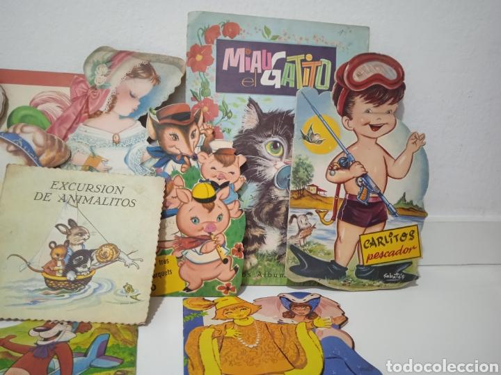 Libros antiguos: UN LOTE DE 14 CUENTOS PARA NIÑOS - Foto 2 - 287603308