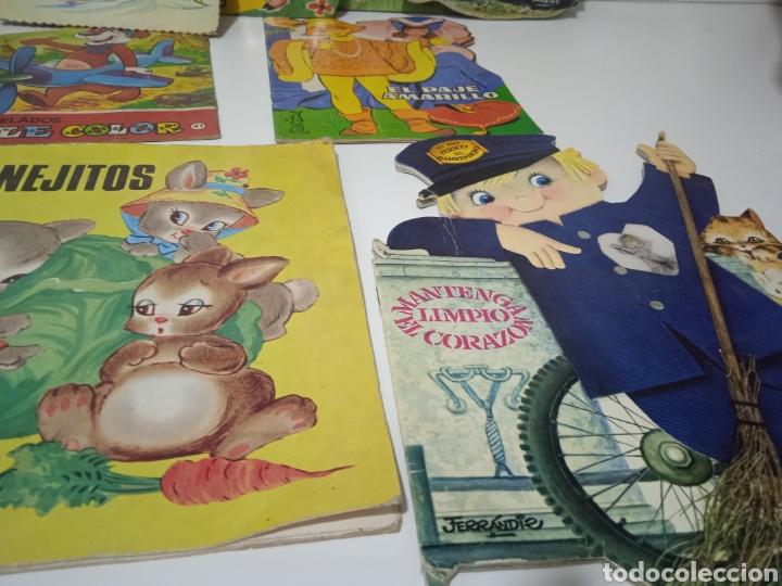 Libros antiguos: UN LOTE DE 14 CUENTOS PARA NIÑOS - Foto 3 - 287603308