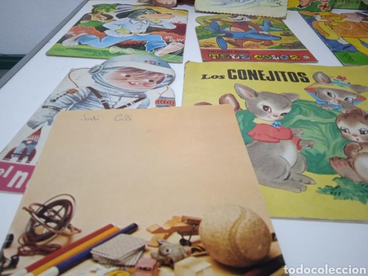 Libros antiguos: UN LOTE DE 14 CUENTOS PARA NIÑOS - Foto 4 - 287603308
