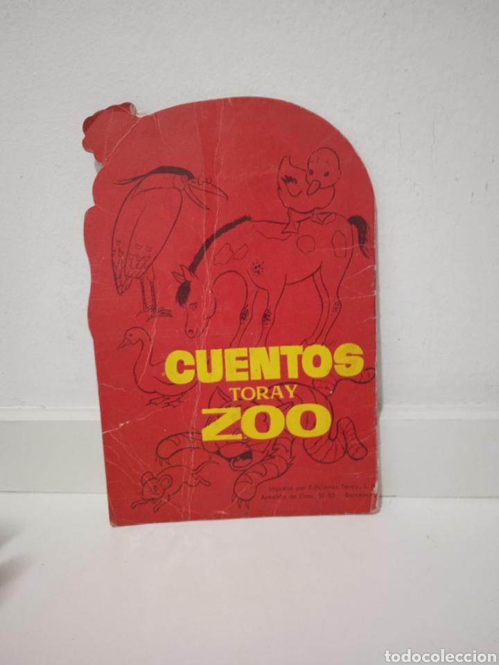 Libros antiguos: UN LOTE DE 14 CUENTOS PARA NIÑOS - Foto 9 - 287603308