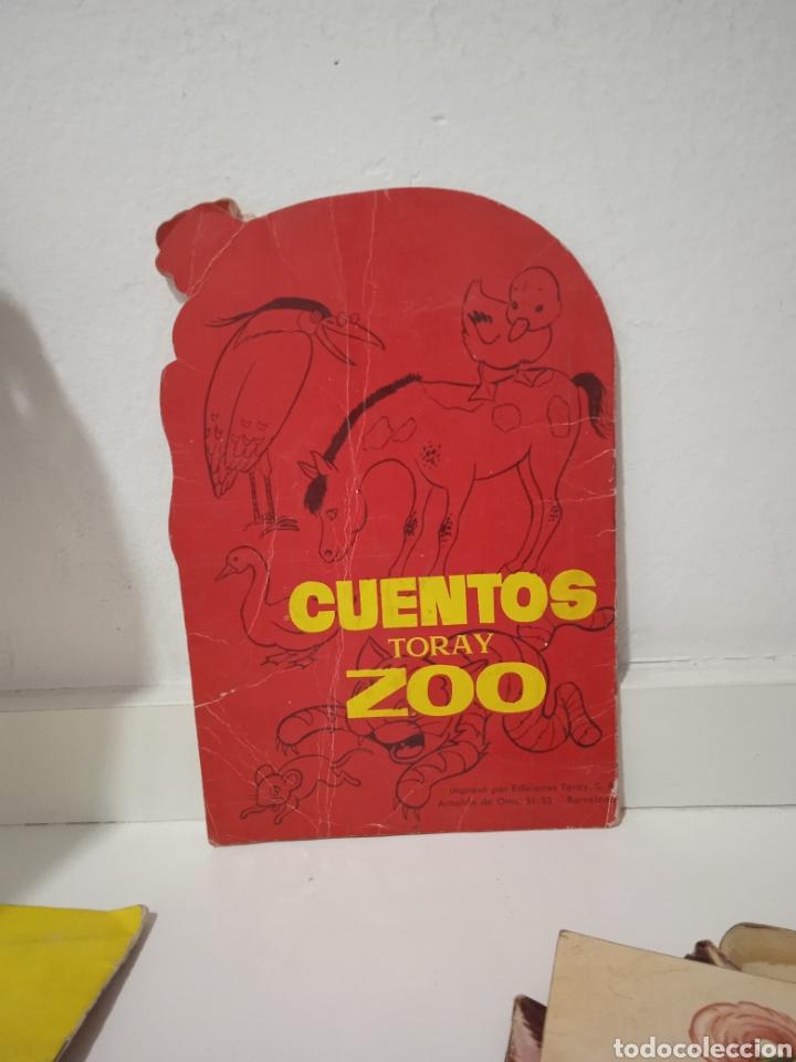 Libros antiguos: UN LOTE DE 14 CUENTOS PARA NIÑOS - Foto 44 - 287603308