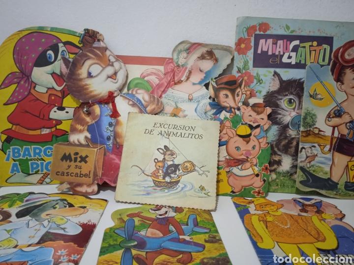 UN LOTE DE 14 CUENTOS PARA NIÑOS (Libros Antiguos, Raros y Curiosos - Literatura Infantil y Juvenil - Cuentos)