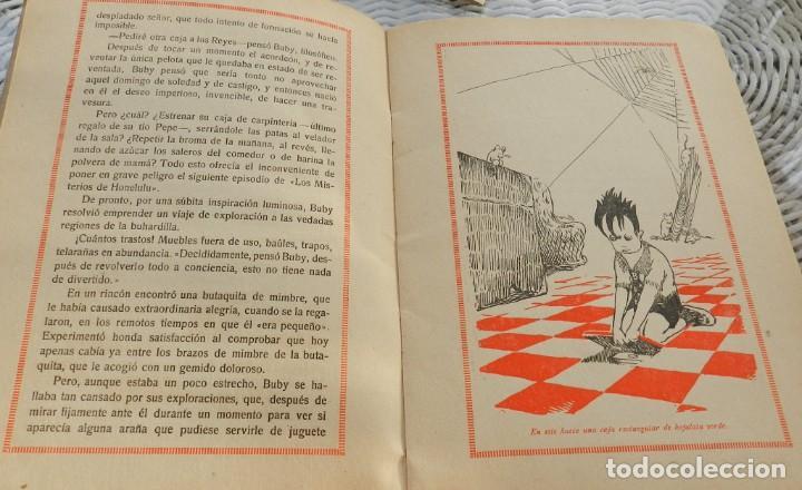 Libros antiguos: Cuento Buby encuentra un tesoro, Magda Donato, ilustraciones Max Ramos, editorial Rivadeneyra, Madri - Foto 3 - 287658438